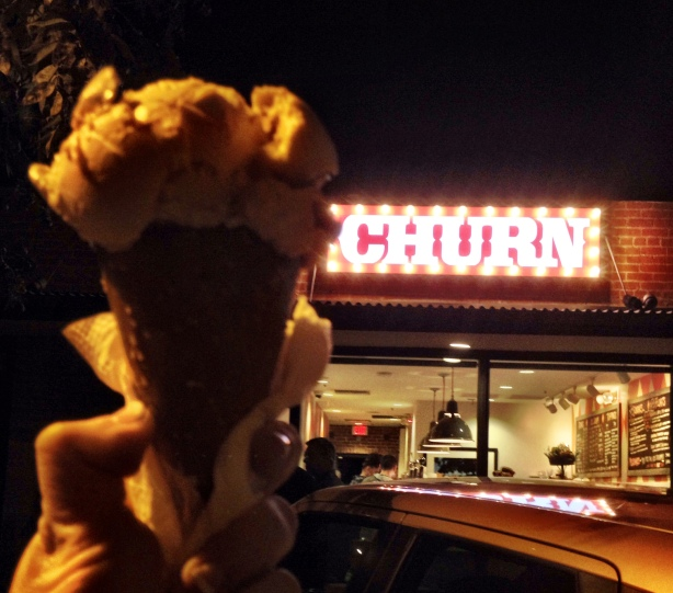 CHURN Ice Cream AZ