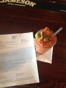 There Bar Bloody Mary