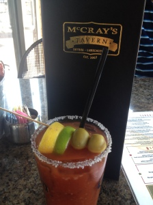 McCray's Tavern Bloody Mary