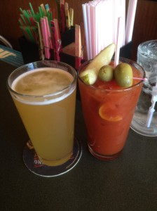 In Cahoots Bloody Mary