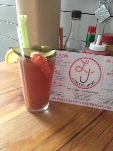 Lobster Joint Bloody Mary