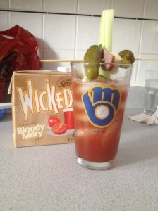 Wicked Bloody Mary Mix
