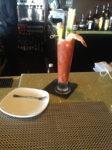 C-Level Island Prime Bloody Mary