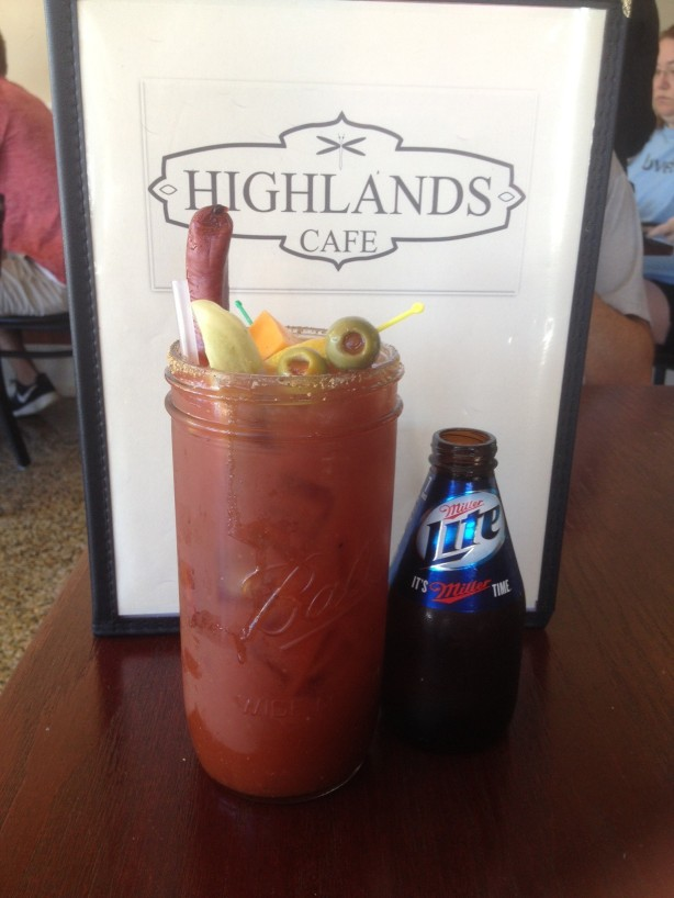 Highlands Cafe
