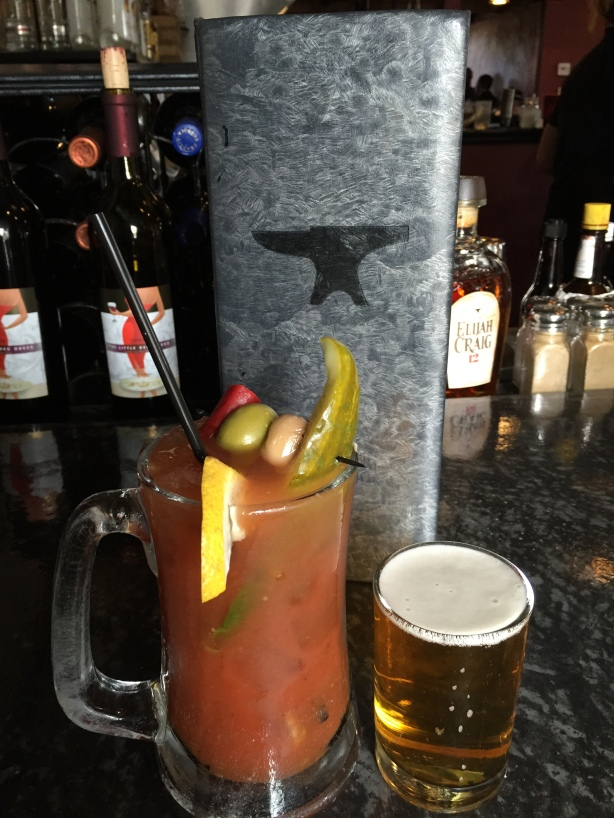 Anvil Pub and Grille Bloody Mary