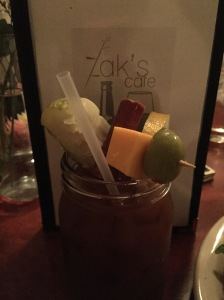 Zaks Cafe Ranch Bloody Mary