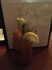 Zaks Cafe Bloody Mary
