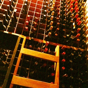 Bern's Steak Wine Cellar