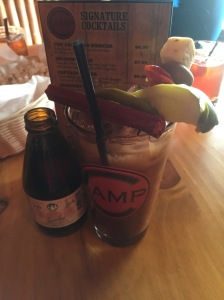 Camp Bar Bloody Mary Wauwatosa