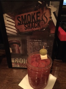 Smoke Shack Bloody Mary