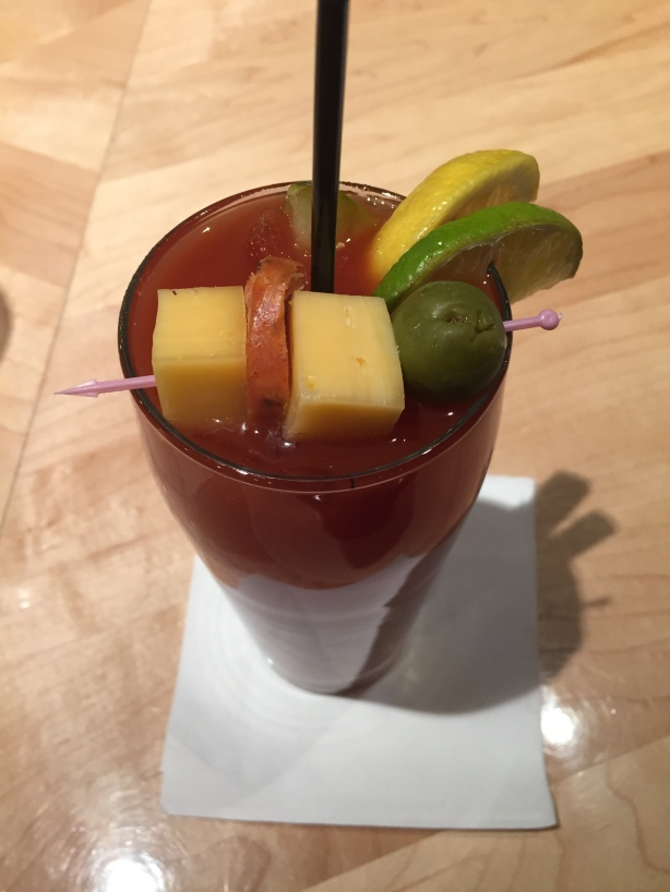 Cafe 1505 Bloody Mary