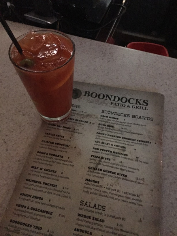 Boondocks Bloody Mary