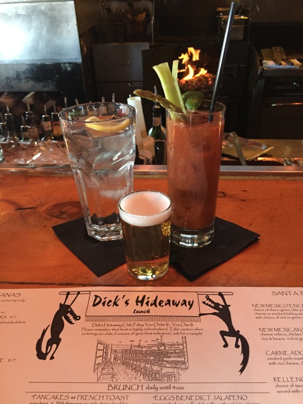 Dick's Hideaway Bloody Mary