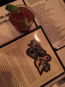 Don and Charlie's Bloody Mary