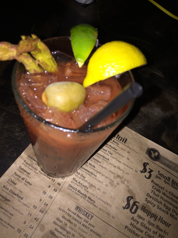 O.H.S.O. Bloody Mary
