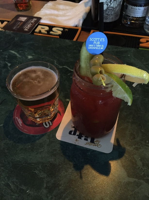 Scott E's Pub Bloody Mary