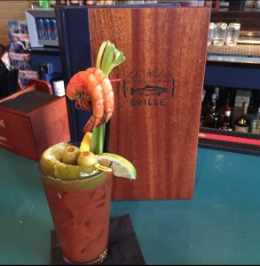 Luke Wholey's Bloody Mary