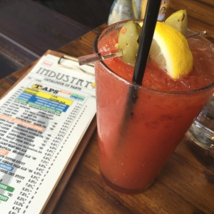 Industry Public House Bloody Mary