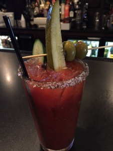 Toast Bloody Mary