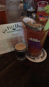 Atlanta Six Feet Under Bloody Mary