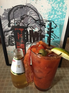 Comet Cafe Bloody Mary