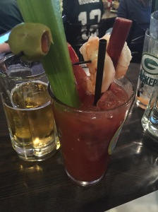 Dicken's Surf and Turf Bloody Mary