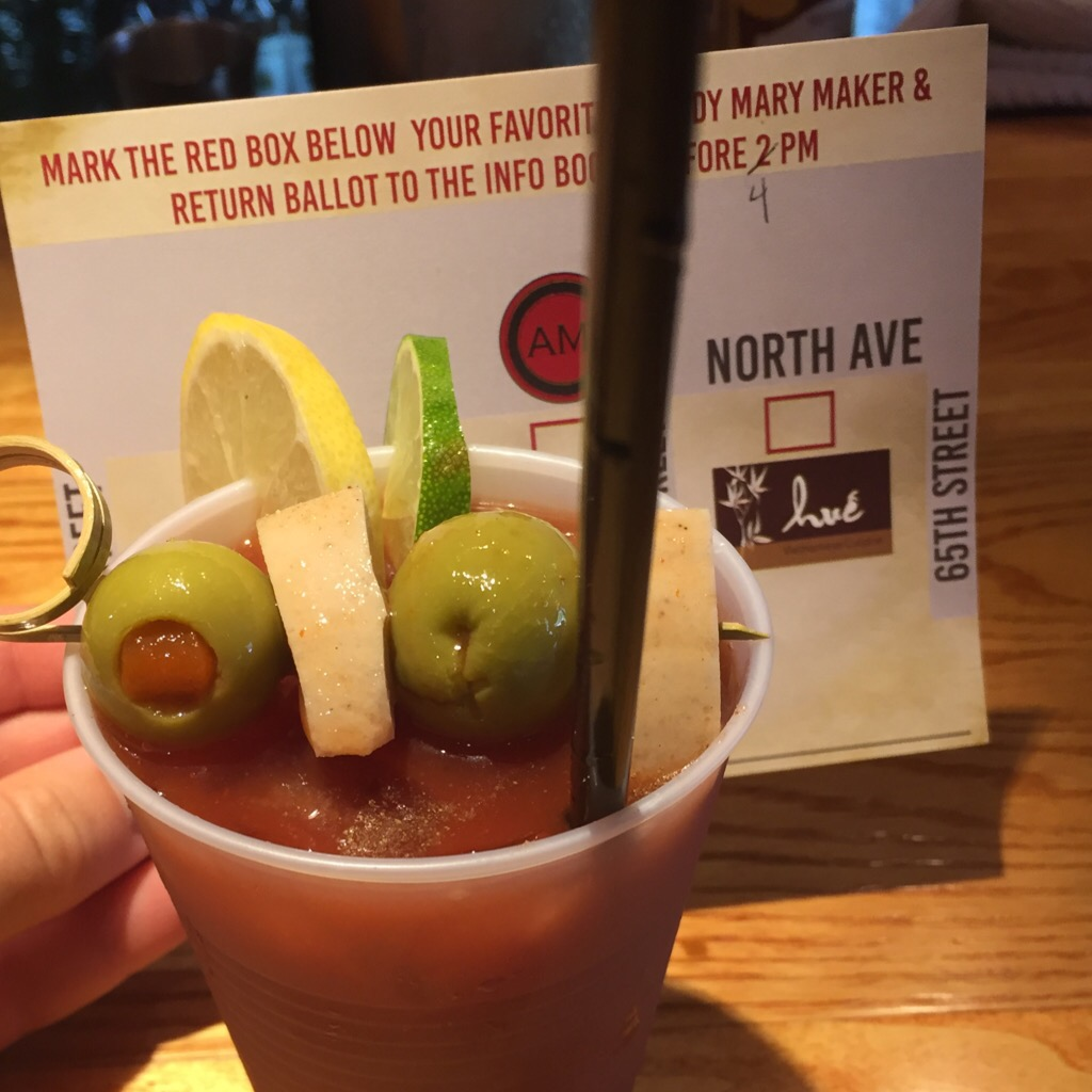 Bloody Mary Book Review: The Drunken Tomato Seattle
