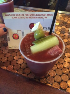 Red Dot Bloody Mary