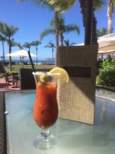 Hotel Del Coronado Bloody Mary Babcock
