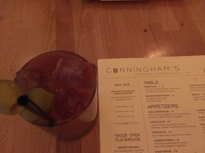 Cunningham's Bloody mary