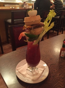 Mr. lucky's Bloody Mary