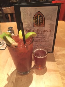 St. Francis Brewery Bloody Mary