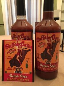 Buffalo Betty Bloody Mary Mix