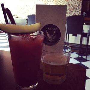 Lucky Joe's Bloody Mary