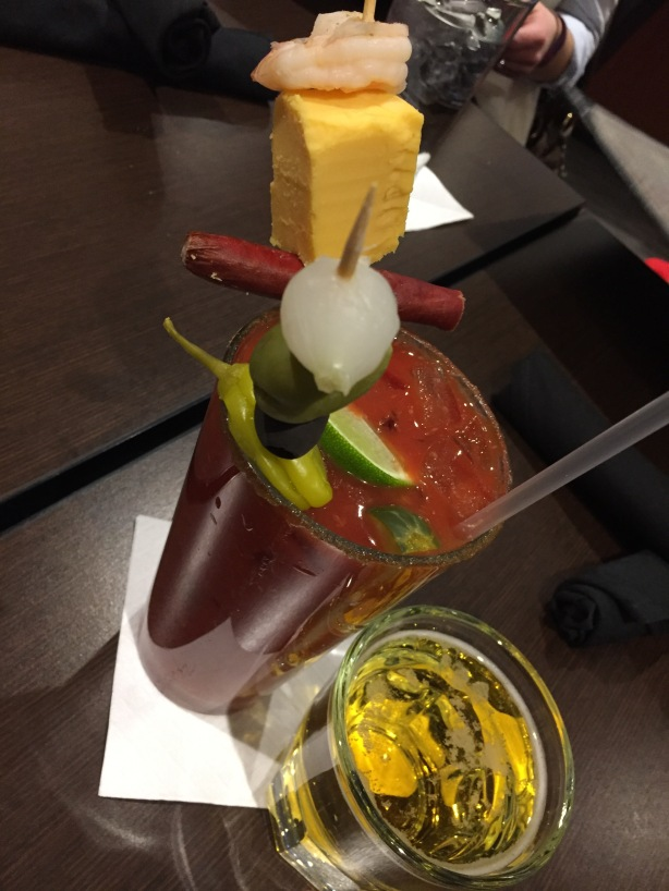 Ike's Weekender Bloody Mary