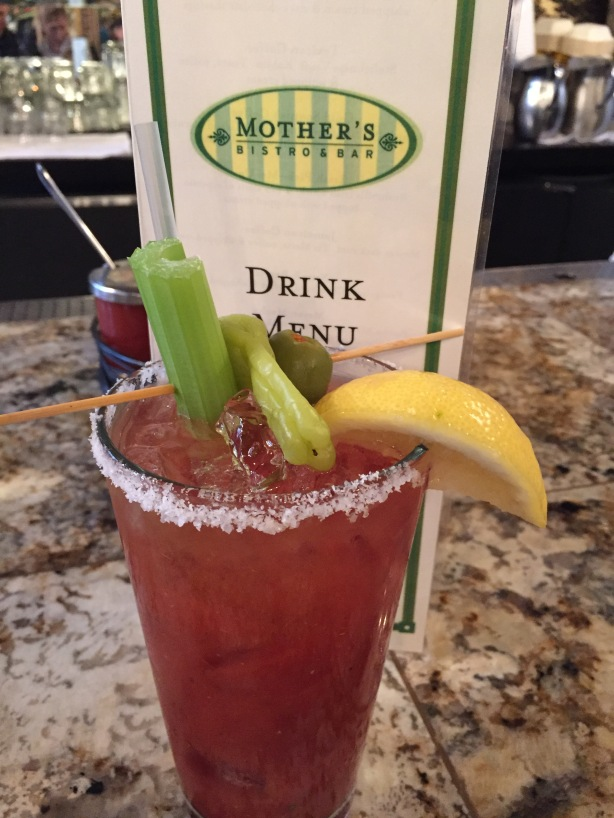 Mother's Bloody Mary Portland