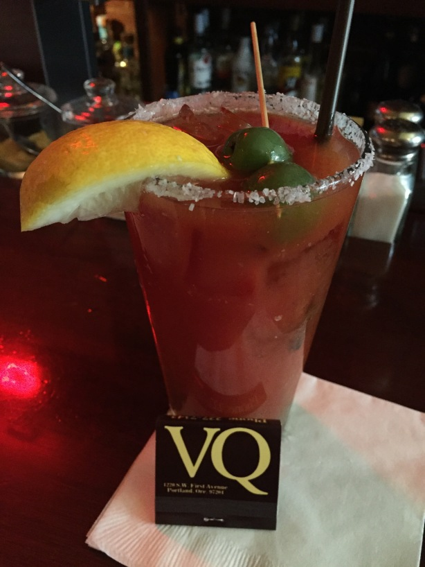 Veritable Quandry Bloody MAry
