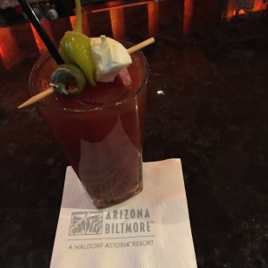 Frank and Albert's Bloody Mary