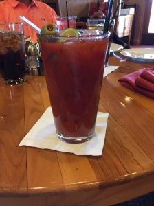 Wildhorse Grill Bloody Mary