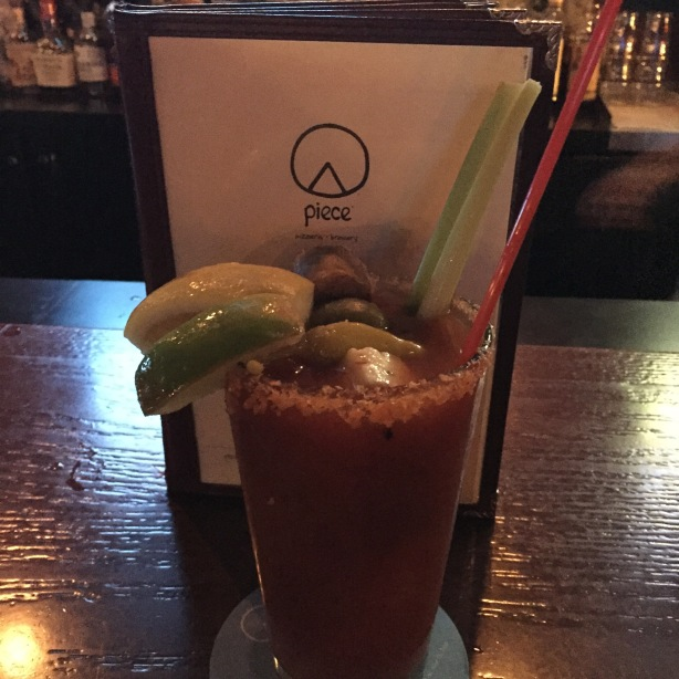 Piece Bloody Mary