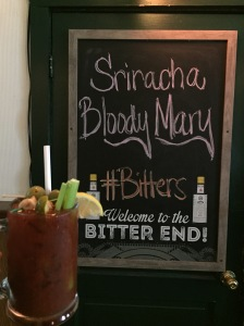 Sriracha Bloody Mary Bitter End